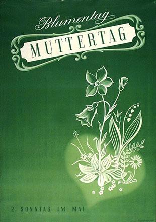 Monogramm R. - Blumentag