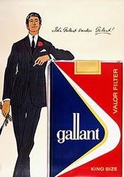 Anonym - Gallant