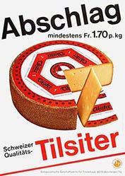 Jost Beat (Foto) - Schweizer Qualitäts-Tilsiter