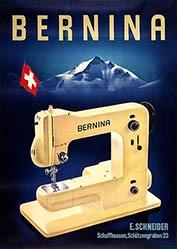 Erny Atelier - Bernina Nähmaschine