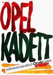 Külling Ruedi - Opel Kadett