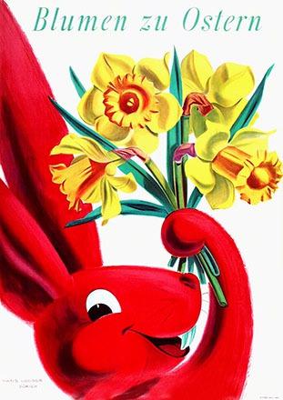 Looser Hans - Blumen zu Ostern