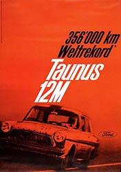Anonym - Ford Taunus 12 M