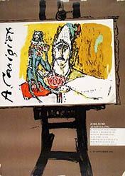 Carigiet Alois - Jubiläums Ausstellung