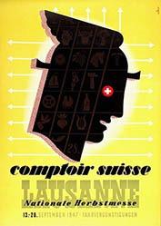 Simon André - Comptoir Suisse Lausanne