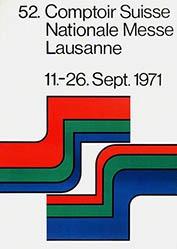 Wyss + Trost Werbeagentur - Comptoir Suisse Lausanne