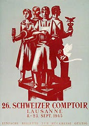 Patocchi Aldo - Comptoir Suisse Lausanne
