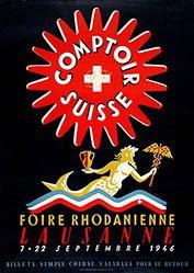 Poncy Eric - Comptoir Suisse Lausanne