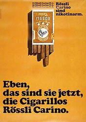 GGK Werbeagentur - Rössli Carino