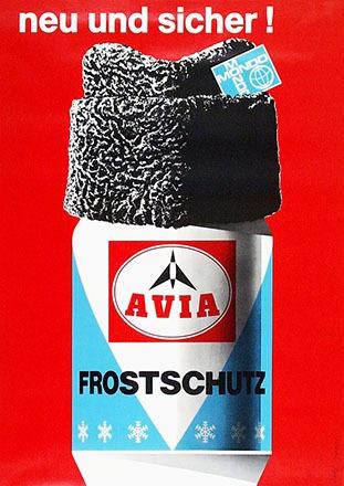 Rappaz Rolf - Avia Frostschutz