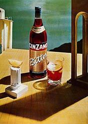 Anonym - Cinzano Bitter