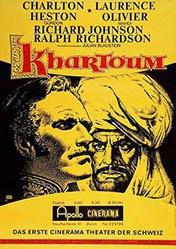 Kipf T. Werbegrafik - Khartoum