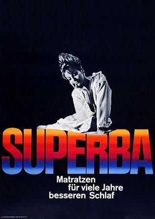 Hefti Peter V. Werbeagentur - Superba Matratzen
