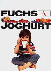 Leutwyler Werner - Fuchs Joghurt