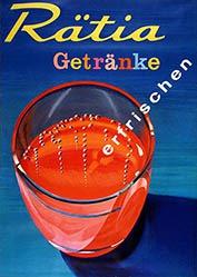 Hausamann Wolfgang - Rätia Getränke