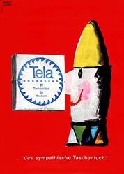 Leupin Herbert - Tela Taschentücher