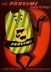Duvernay Pierre - mit Provimi mehr Erfolg!