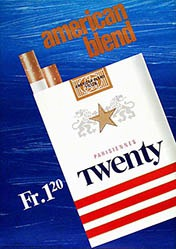 Bep Publicité - Twenty Cigarettes