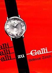 Emmel H. - Galli Uhren