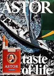 Burckhardt Dominik L. - Astor Cigarettes