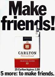 Anonym - Carlton Cigarettes