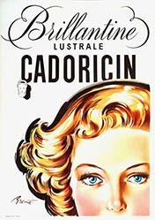 Brenot Pierre - Brillantine Cadoricin