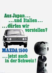Heidelberger & Schneider - Mazda 1500