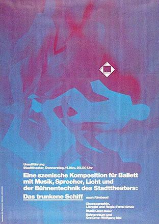 Kunzelmann (GGK Werbeagentur) - Das trunkene Schiff