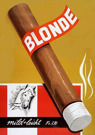 Anonym - Rössli Blonde
