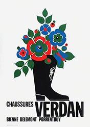 Anonym - Chaussures Verdan