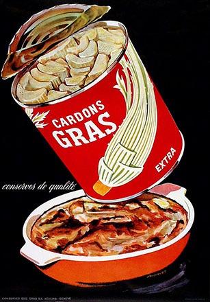 Andruet Françis - Cardons Gras