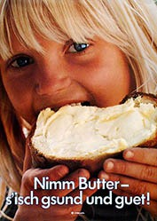 Anonym - Nimm Butter -