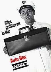 Anonym - Alles griffbereit in der Auto-Box