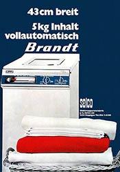 Anonym - Brandt Waschmaschine