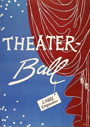 Monogramm Rö - Theater-Ball