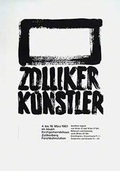 Meier-Ruff Fritz - Zolliker Künstler