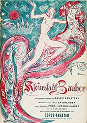 Kainer Ludwig - Kleinstadt-Zauber