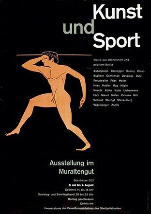 Maurer Emil - Kunst und Sport