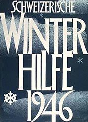Keller Ernst - Schweizerische Winterhilfe
