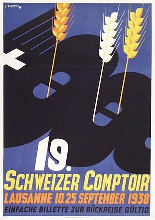 Henchoz Samuel - Schweizer Comptoir
