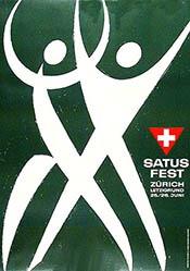 Hablützel Alfred - Satus Fest Zürich