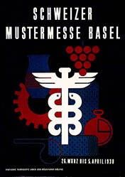 Brun Donald - Mustermesse Basel