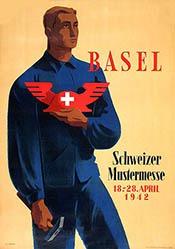 Jordan Willy - Mustermesse Basel