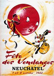 Hugenin André - Fête des Vendanges