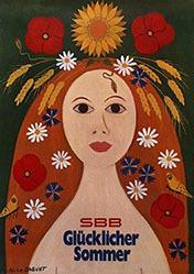 Jaquet Alice - SBB - Glücklicher Sommer