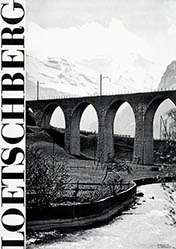 Knöpfli Publicité - Lötschberg