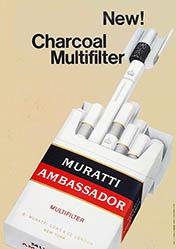 Triplex Werbeagentur - Muratti Ambassador