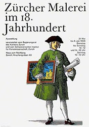 Neuburg Hans - Zürcher Malerei