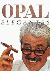 Jaeggi Othmar - Opal Elegantes
