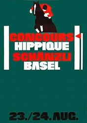 Fasolin Werbung - Concours Hippique